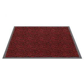 Schoonloopmat Rood - Mars - 60 x 80 cm