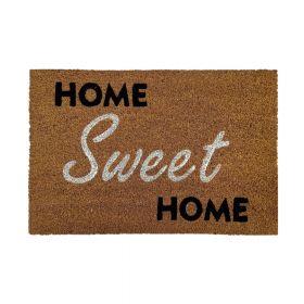 Kokosmat 'Home Sweet Home' - 40x60 cm