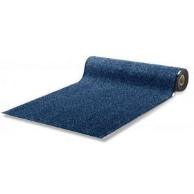 Schoonloopmat op rol Spectrum - Blauw - Breedte 90cm - 0,9 m2 *RESTANT*
